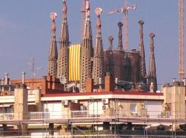 The Best Barcelona, hotel in zona Sagrada Familia, Barcellona