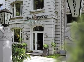 Hotel Miramar, pet-friendly hotel in Hamburg