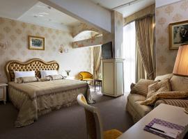 Ирис арт Отель, отель в Харькове