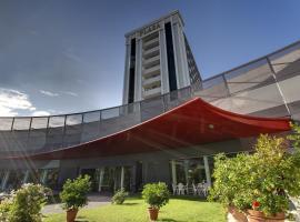 Panoramic Hotel Plaza, hotel in Abano Terme