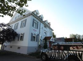 Achtender, Hotel in der Nähe von: Messe Sinsheim, Metzingen