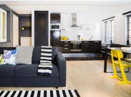Smartflats City - Perron, apartment in Liège