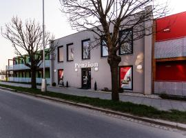 Penzion v jízdárně, ubytování v soukromí v destinaci Olomouc