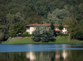 Hotel del Lago, hotel in Cavriglia