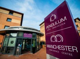 Pendulum Hotel, hotel in Manchester City Centre, Manchester