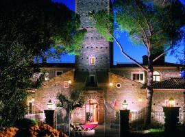Castello Della Castelluccia, hotel in La Giustiniana