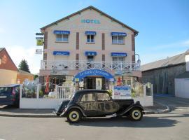 Saint Christophe, hôtel au Tilleul près de: Falaises d'Etretat