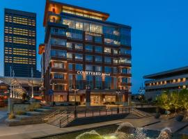 Courtyard by Marriott Buffalo Downtown/Canalside, hotel in Buffalo