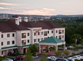 Courtyard by Marriott Colorado Springs South, hotel near Colorado College, Colorado Springs