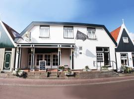 Loodsmans Welvaren, hotel near VVV Texel, Den Hoorn