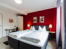 Hotel Zum Jägerhaus, hotel near Winterswijk Golf, Vreden