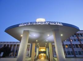Mercure Leonardo da Vinci Rome Airport, hotel in Fiumicino