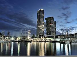 Glob Apartament Sea Towers Gdynia, hotel near Planetarium, Gdynia