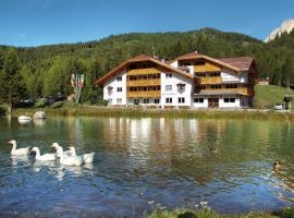 Wellness Hotel Lupo Bianco, hotel in Canazei