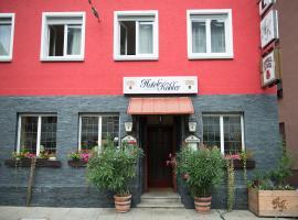 Hotel-Restaurant Köhler, hotel near UfA Palast Stuttgart, Stuttgart