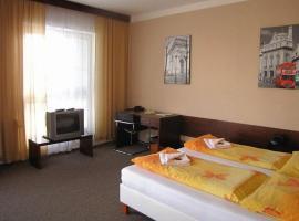 Hotel Bílá Růže, hotel poblíž Letiště Brno Tuřany - BRQ, Brno