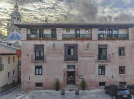 Hotel Los Leones - Adults Only, hotel in Rubielos de Mora
