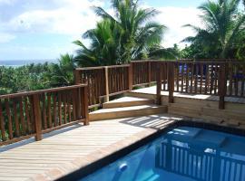 Moana Villa Aitutaki, vacation rental in Arutanga