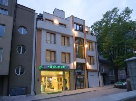 Дионис Хотел, хотел близо до Плувен Комплекс Приморски, Варна