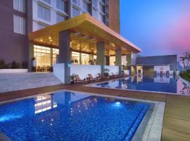 Aston Banua Banjarmasin Hotel & Convention Center, hotel near Syamsudin Noor International Airport - BDJ, Banjarmasin