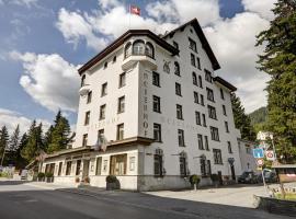 Hotel Meierhof, hotel in Davos