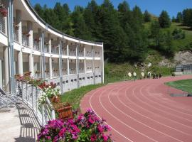 Hotel Lago Losetta, hotel a Sestriere