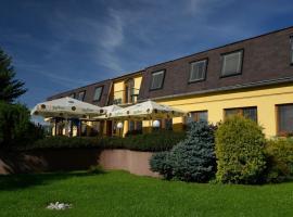 Penzion Agrothermal – hotel w Beszeniowej