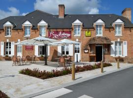 Auberge du Cheval Blanc, hôtel à Yvoy-le-Marron