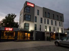 La Pension, hotel v blízkosti zaujímavosti Kaštieľ Jaslovské Bohunice (Trnava)
