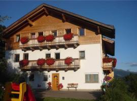 Steinerhof, apartment in Dobbiaco