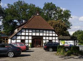Der Heidkrug, отель в городе Верден