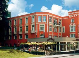 Grand Hotel Monopole, hotel near Valkenburg Christmas Market, Valkenburg