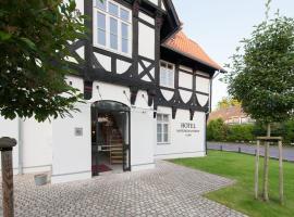 Hotel Am Burgmannshof, hotel in Wunstorf