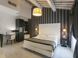 Hotel Nazionale, отель в Ферраре