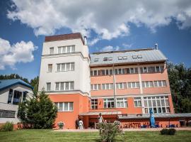 Hotel Alfa Art, hotel poblíž významného místa Aquincum, Budapešť