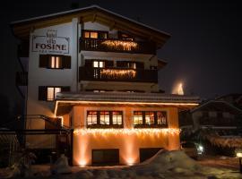 Hotel Villa Fosine, hotel in Pinzolo