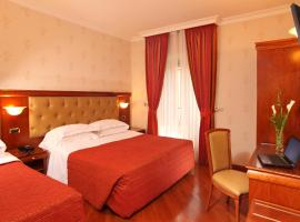 Hotel Serena, hotel in Central Station, Rome