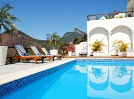 Santa Vista Rio, guest house in Rio de Janeiro