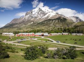 Hotel Las Torres Patagonia, hotel em Torres del Paine