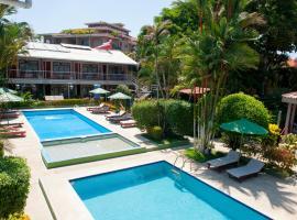 Hotel Mar de Luz, hotel in Jacó