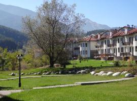 Pinerose Resort, hotel in Bansko