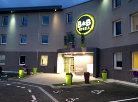 B&B Hôtel Clermont-Ferrand Nord Riom, hôtel à Riom