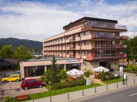 Hotel PRL RZEMIEŚLNIK, hotel near Zakopane Aqua Park, Zakopane