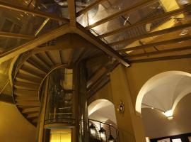 Borghese Palace Art Hotel, hotel in Uffizi, Florence