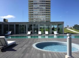 Faros de Carrasco Apartments, hotel near Carrasco International Airport - MVD,
