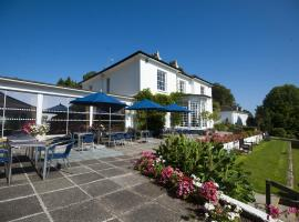 Penmere Manor Hotel, hotel in Falmouth