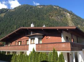 Zillertrollen, apartment in Mayrhofen