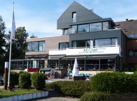 ACQUA Strande Yachthotel & Restaurant, Hotel in der Nähe von: Hauptbahnhof Kiel, Strande