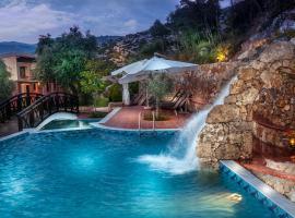 Kallisti Hotel, готель у місті Потос