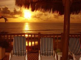 Visual Praia Hotel, hotel in Natal